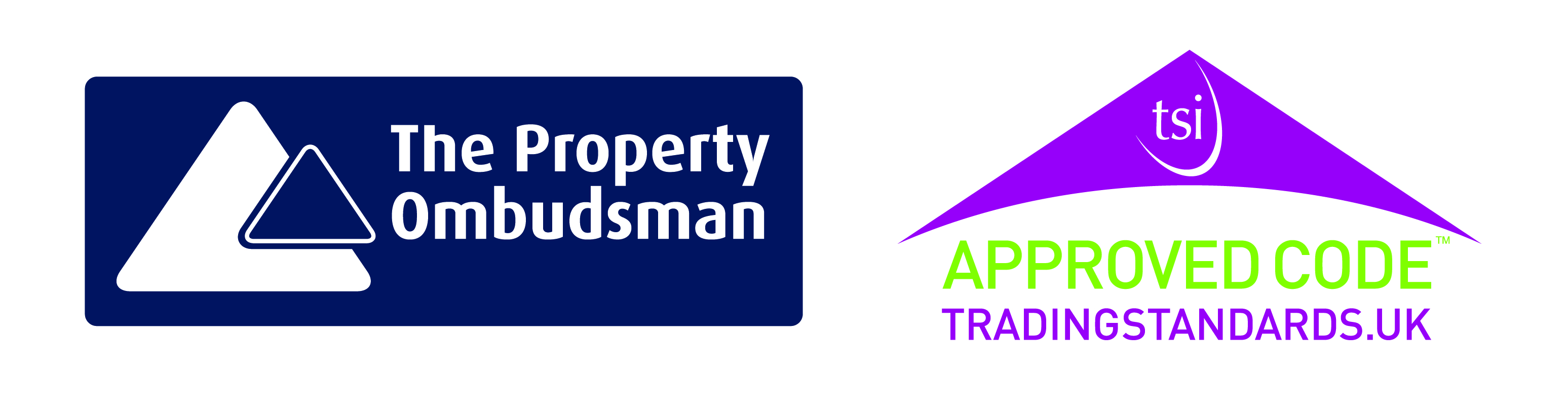 The Property Ombudsman Logo, The Total Letting Service, Residential Property Letting Agent Wiltshire