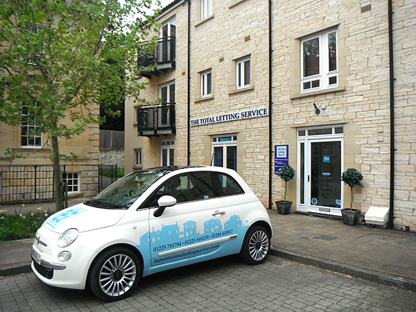 The Total Letting Service Bradford on Avon Office