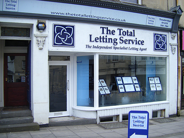 The Total Letting Service Chippenham Office