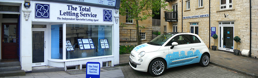 The Total Letting Service Offices