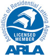 ARLA Licensed Member Logo, The Total Letting Service, Residential Property Letting Agent Wiltshire
