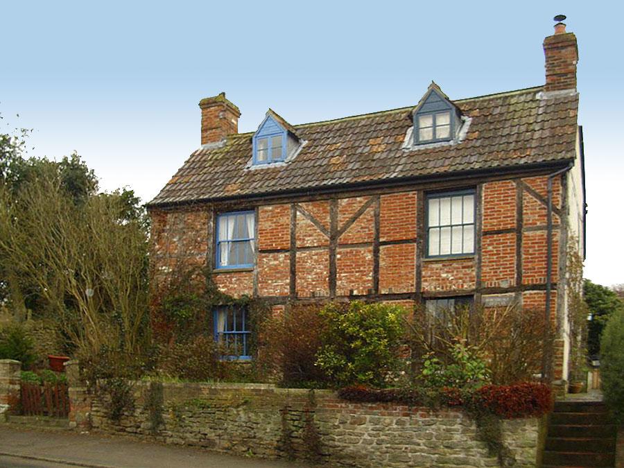 Tudor Style Country House